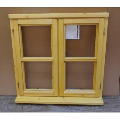 910x745mm Horizontal Bar Timber Window -WH2N07CC...